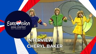 Cheryl Baker on 40th anniversary of Bucks Fizz win