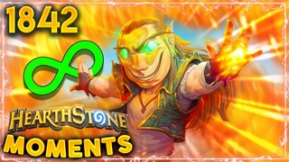 Spending Mana For Cards? WE DON'T DO That Here | Hearthstone Daily Moments