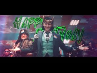 HAPPY BIRTHDAY TM