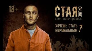 """Театр Живого Действия, спектакль """"Стая"""""""