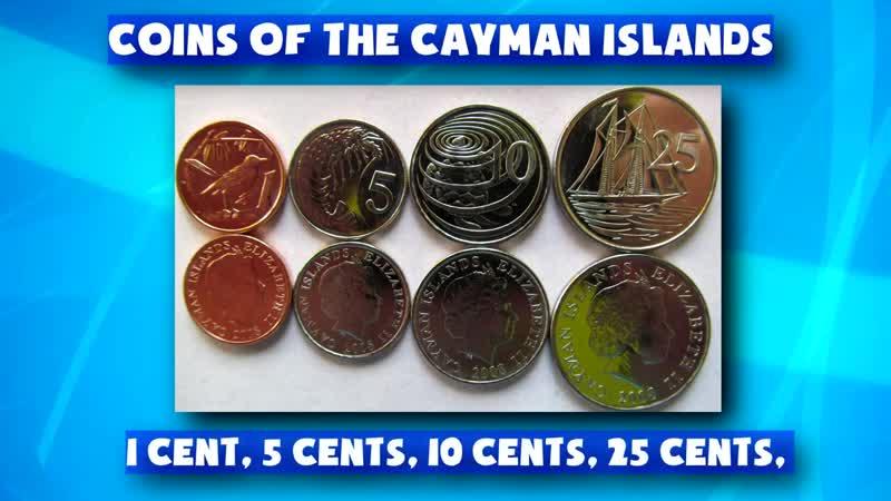 Каймановы острова Банкноты и Монеты