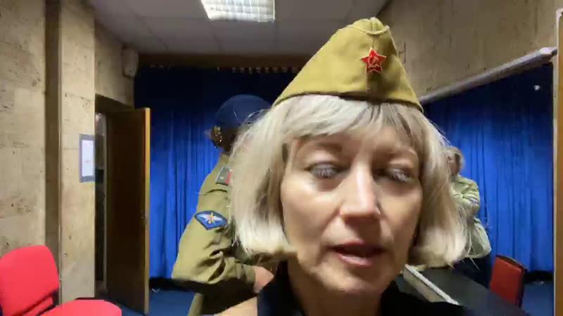 Агитбригада Дом Кино Москва 11 октября 2020