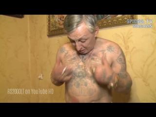 Вор в Законе Саша Север - наколки (Северов Александр Валентинович).mp4