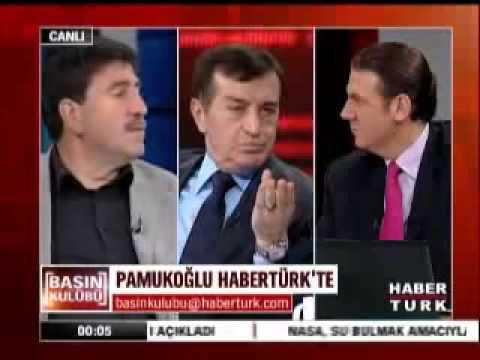 Osman Pamukoğlu Habertürkte