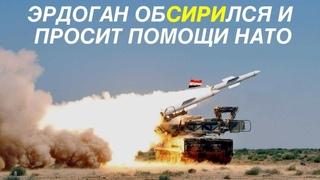 Бук Торович Панцирев навёл порядок над Сирией