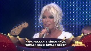Ajda Pekkan & Sinan Akçıl - Kimler Geldi Kimler Geçti (Canlı Performans)