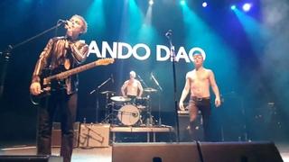 Mando Diao - Dance with somebody (Live) 05/06/2019 ГлавClub Green Concert, Мск