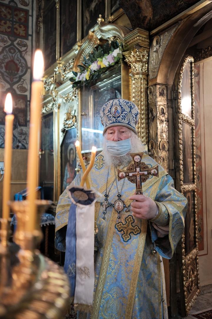 Празднования в честь Казанской иконы Божией Матери, изображение №1