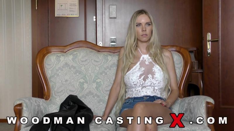 Woodman Casting - Florane Russell June  [Amateur, Anal, Blowjob, Cum]
