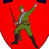 "Логотип ДВИОО ""УССУРИЙСКИЙ ФРОНТ"", г. Хабаровск"