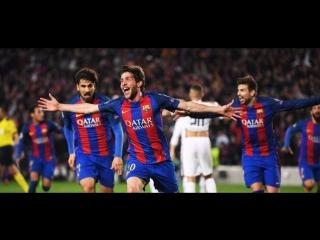 Барселона 6-1 ПСЖ 2016-17 - Полный обзор матча