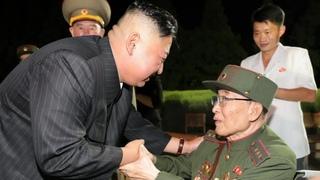 Kim Jong Un attends 7th National Conference of War Veterans
