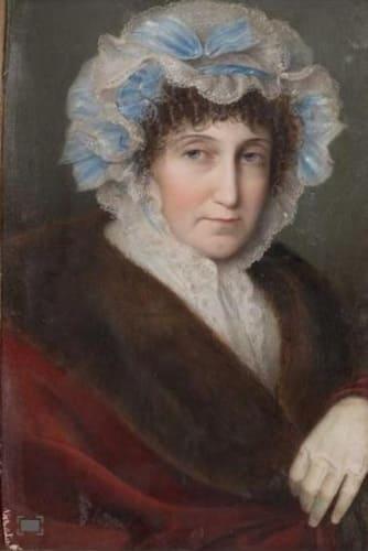 Леди Августа Де Амеланд (Мюррей)