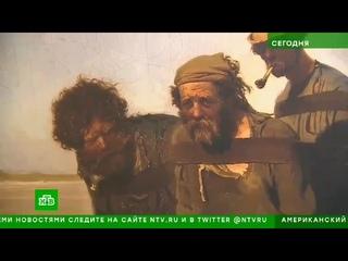 Сюжет НТВ о туристических маршрутах по Самарской области