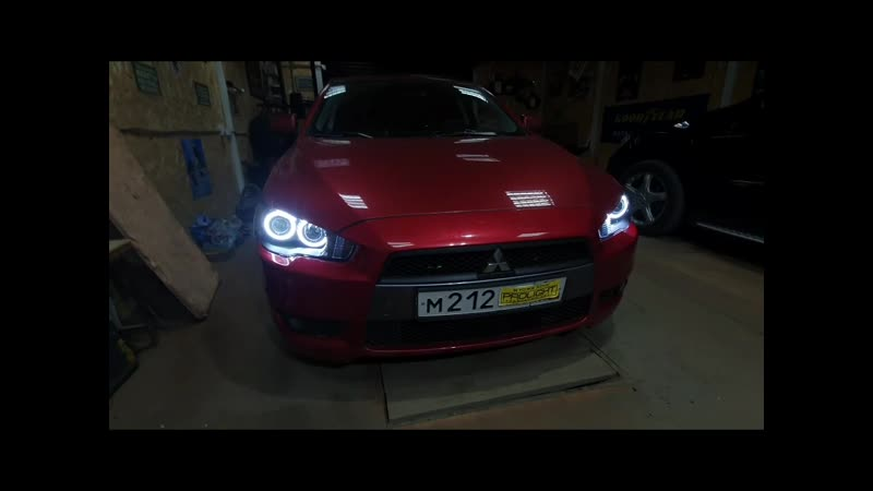 Mitsubishi Lancer X