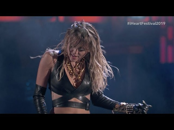 Miley Cyrus - We Can't Stop (Live at the iHeartRadio Music Festival 2019)