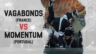 Vagabonds (France) vs Momentum (Portugal) | Group B | Warsaw Challenge 2018