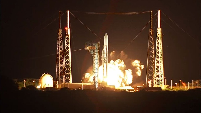 Atlas V launches AEHF-4