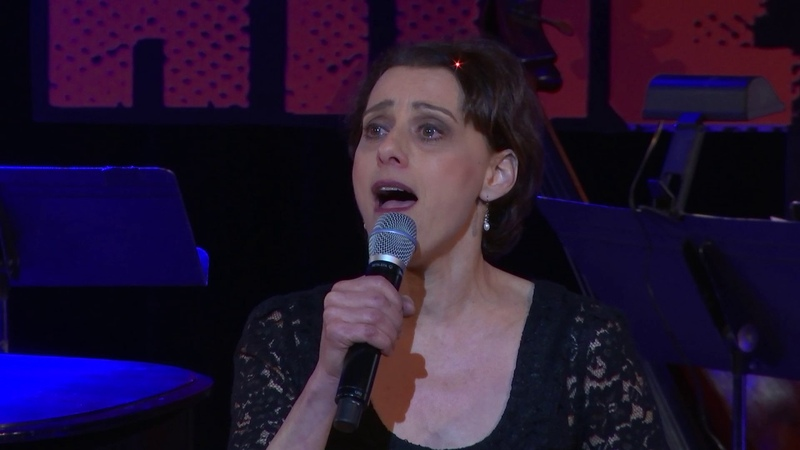 Tony nominee Judy Kuhn sings Colors of the Wind Concert4America