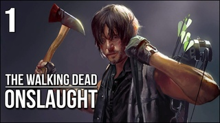 The Walking Dead: Onslaught   Part 1   Daryl Has A Story To Tell (+ Giveaway!)