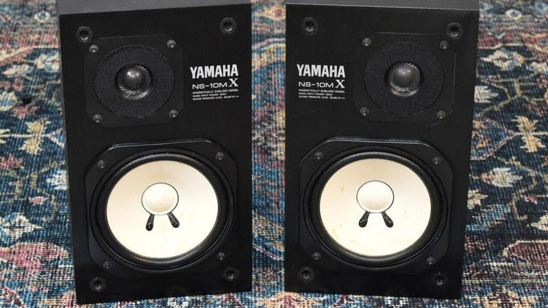 Что умеет Yamaha NS 10M за 400 800$