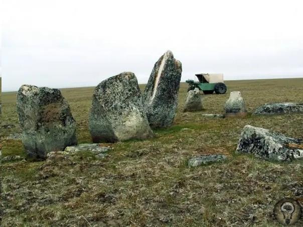 Загадочные сибирские Кигиляхи - артефакты арктической цивилизации