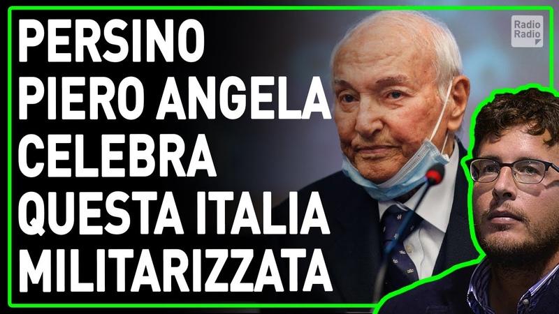 CANTANO BELLA CIAO E FESTEGGIANO LA MILITARIZZAZIONE DEL PAESE È TRAGICAMENTE DISUMANO Fusaro