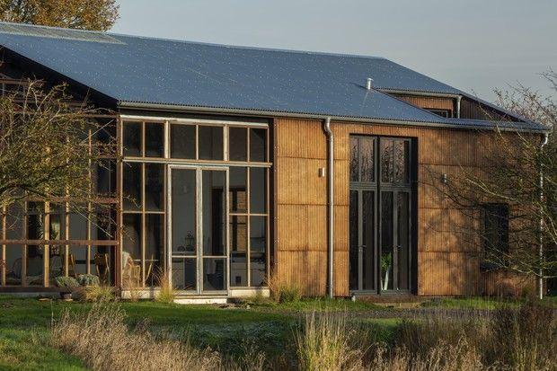 Фермерский эко-дом в Кембриджшире