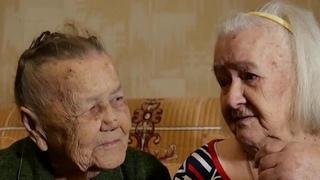 ВЧелябинской области послепочти 80 лет разлуки встретились две сестры, потерявшие друг друга вовремя войны. Новости. Первый канал
