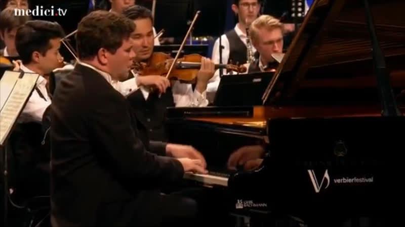 Денис Мацуев и Лахав Шани - Рахманинов С. В. Концерт для фортепиано с оркестром No.3 - Фестиваль Вербье