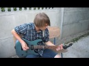 Asking Alexandria A Candlelit Dinner With Inamorta guitar cover by S K
