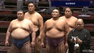 Sumo LIVE Stream - Aki 2020 - Day 3