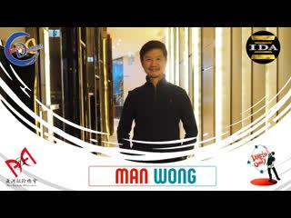 Man Wong. Conference. Diabolo in Hong Kong