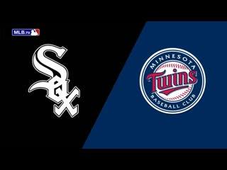 AL /  / CHI White Sox  MIN Twins (1/3)