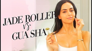 Which Is Better Jade Roller Or Gua Sha   Dr Mona Vand