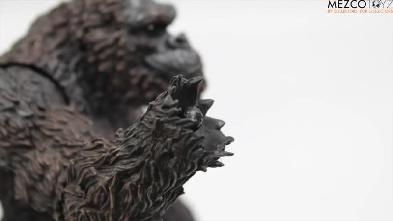 King Kong of Skull Island Unboxing Mezco Toyz