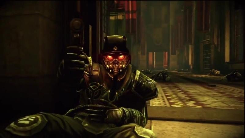 Killzone 2 Colonel Radec end