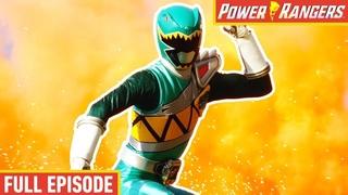 Могучие Рейнджеры Дино Супер Заряд, эпизод 16, 1080p (оригинал)