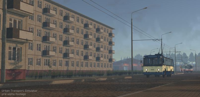 Urban Transport Simulator: ответы на ваши вопросы!, изображение №4