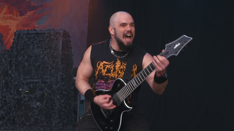 SOULFLY Full Set Performance Bloodstock Open Air 2019