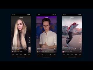 Вконтакте представила сервис Клипы