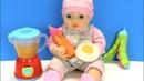 Беби Анабель Облизывает Игрушки Мультики для детей Как Мама Играла в Куклы Пупсики 108мама тв