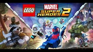 lego marvel super heroes 2 11 часть мир халки