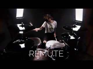 Remute лети drum playthrough