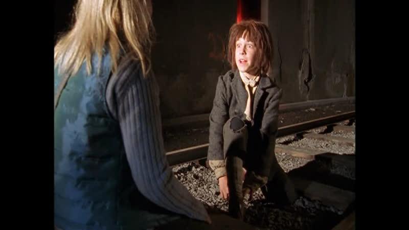 Мальчик призрак заманил Мэган в ловушку Отрывок из сериала Боишься ли ты темноты