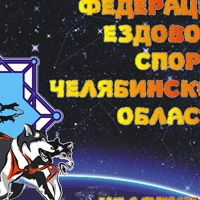 Логотип Федерация Ездового Спорта Челябинской Области