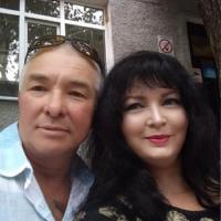 Фотография страницы Елены Гончар ВКонтакте