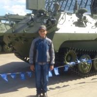 Фотография страницы Вани Дмитриева ВКонтакте
