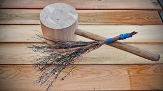 Самый необычный инструмент столяра и самый простой способ как состарить дерево