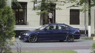 Lowered BMW E46 | Sony A6300 + Zhiyun Crane 2
